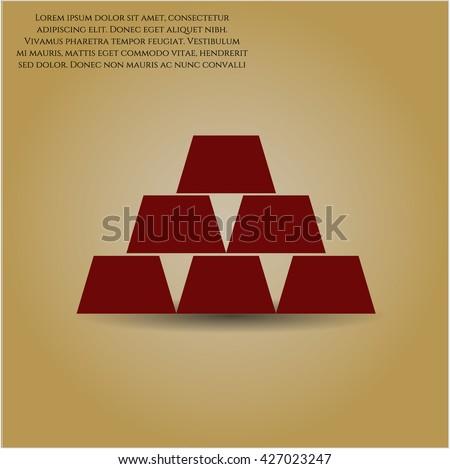 Gold Bullion symbol