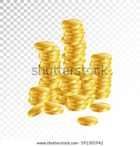 Royalty Free Stock Photos And Images Gold Coins Columns Of