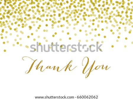 Gold Confetti Background - Vector Confetti Background. EPS 10 with transparency effects.  #660062062