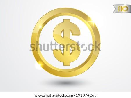 Dollar Sign Vector - Download Free Vectors, Clipart Graphics