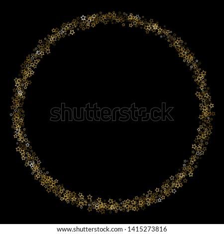 Golden glitter border background … Stock Photo 370871585 - Avopix com