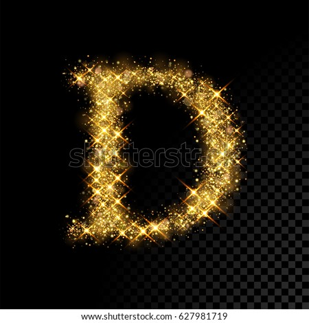 3D Font Gold Free Vector Download Free Vector Art Stock
