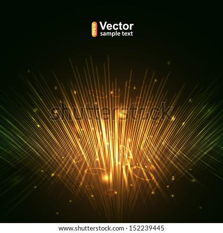 gold lines equalizer  computer
