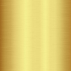 Gold polished metallic texture for background,Vector illustration