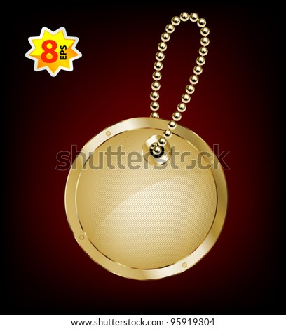 Gold price tag