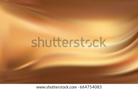 gold silk background with some