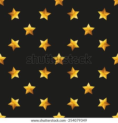 gold star universal vector
