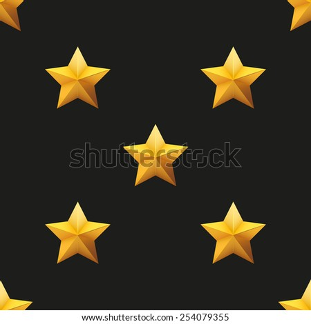 gold star universal vector