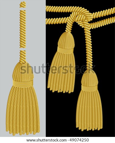 stock-vector-gold-tassel-adobe-illustrator-pattern-brush-vector