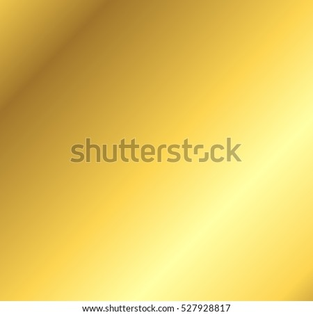 Gold texture seamless pattern. Light realistic, shiny, metallic empty golden gradient template. Abstract metal decoration. Design for wallpaper, background, wrapping, fabric etc. Vector Illustration. #527928817