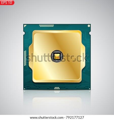 gold thinking processor