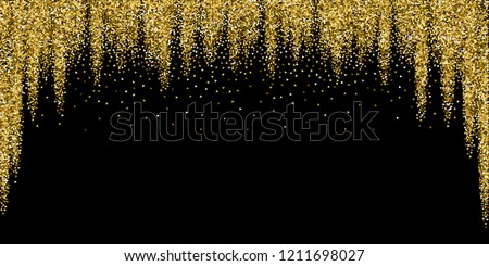 stock-vector-gold-triangles-glitter-luxury-sparkling-confetti-scattered-small-gold-particles-on-black