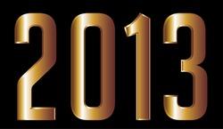 gold year 2013