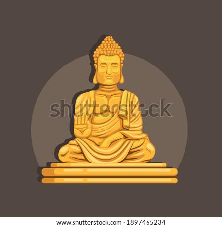 golden buddha statue religion