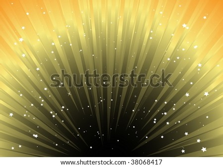 Golden colored background
