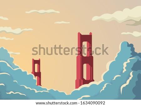 golden gate bridge in san