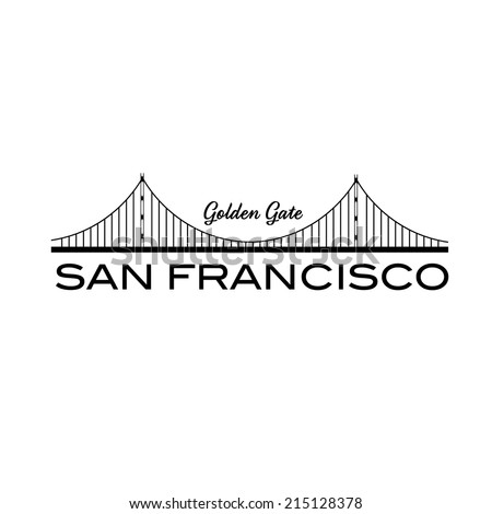 golden gate bridge of san