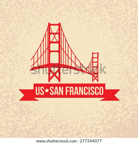 golden gate bridge   the symbol