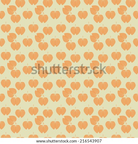 Golden Leaved Liana  pattern