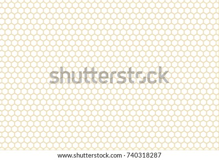 Golden line honey pattern abstract pattern background,EPS10