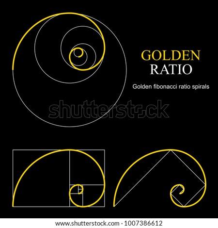 golden ratio template set