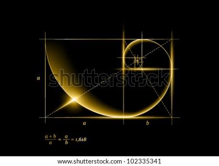 golden section  ratio  divine