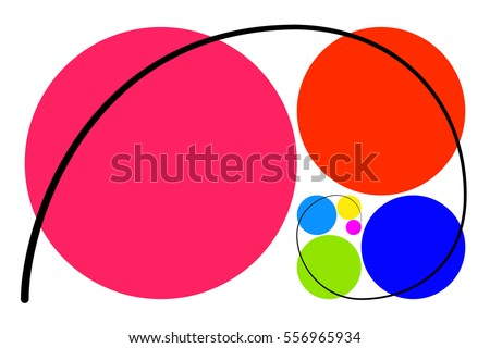 golden ratio vector background download free vector art stock rh vecteezy com golden ratio vector circles golden ratio vector free download