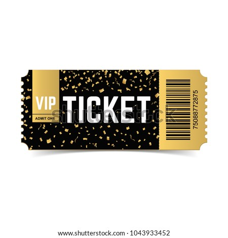 golden vector vip ticket