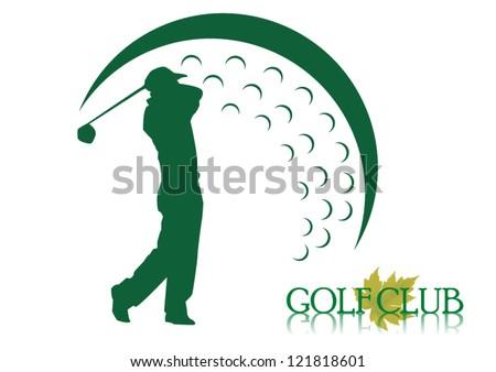 golf ball vector download free vector art stock graphics images rh vecteezy com vector golf clubs vector golf clipart