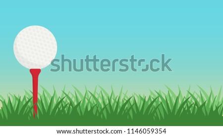 free vector golf ball download free vector art stock graphics