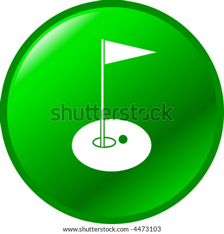 golf button