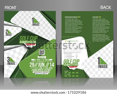 golf outing brochure template funf pandroid co