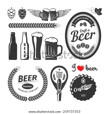 Craft Brewery Labels Good Craft Beer Brewery Labels