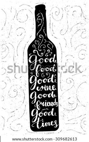 good food  good wine  good