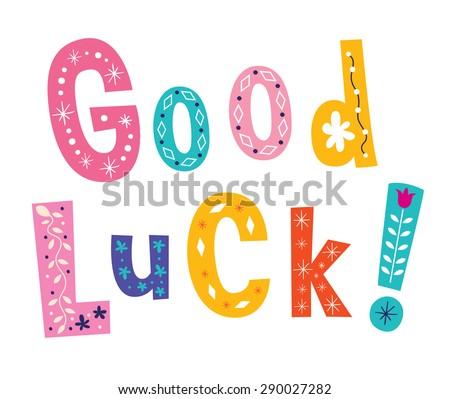 Good luck Сток-фото ©