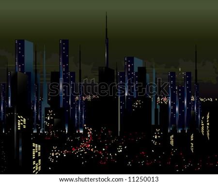 good night metropolis
