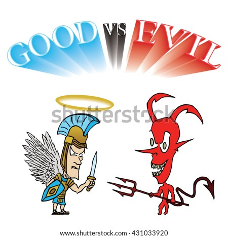 Download Devil Vs Angel Wallpaper 240x320 | Wallpoper #9040