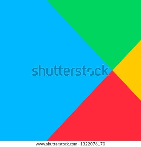 google play abstract colorful