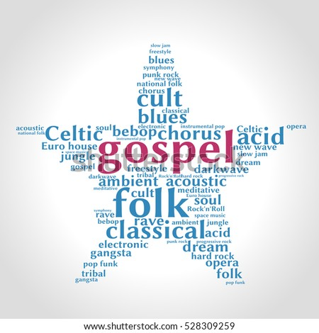 Gospel music Random Royalty-Free Vectors | Imageric com