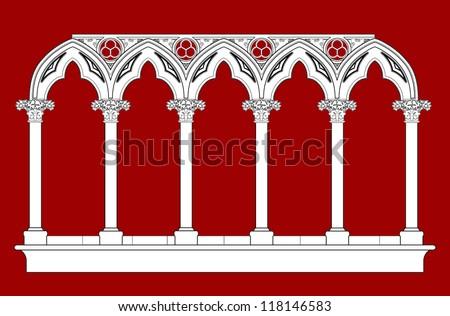 Gothic archery