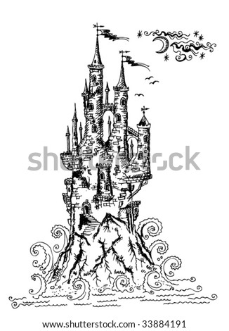 Gothic castle 2