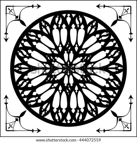 gothic rose  gothic