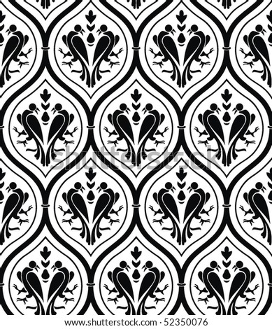 gothic wallpaper. vector : Gothic wallpaper
