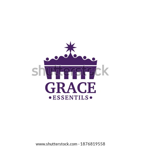 grace logo minimalist modern