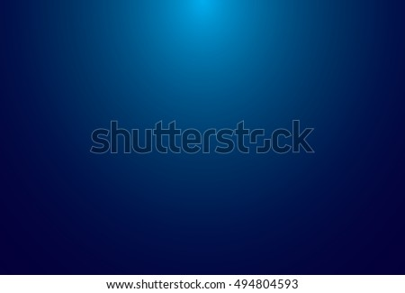 gradient blue abstract