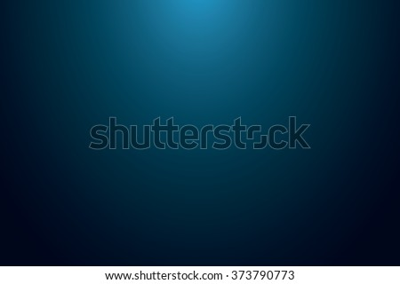 Gradient Blue abstract background - vector