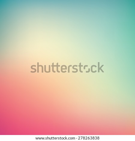 Gradient colorful abstract vector background