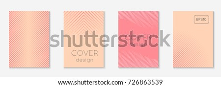gradient cover template set