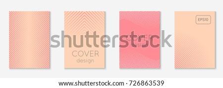 gradient cover template set