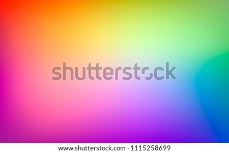 Gradient mesh color background. New abstract modern screen vector design for mobile app. Soft color gradients. Rectangular shape pattern.